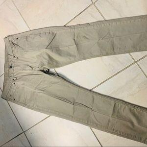 Levi's Khakis 34x32